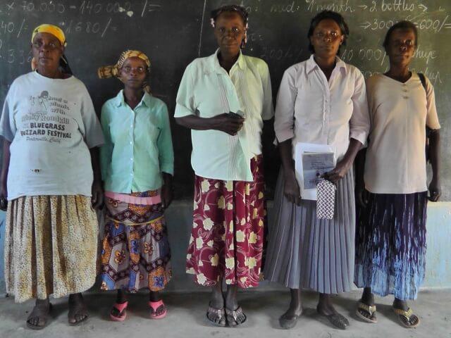 St Anne's Mahola Women